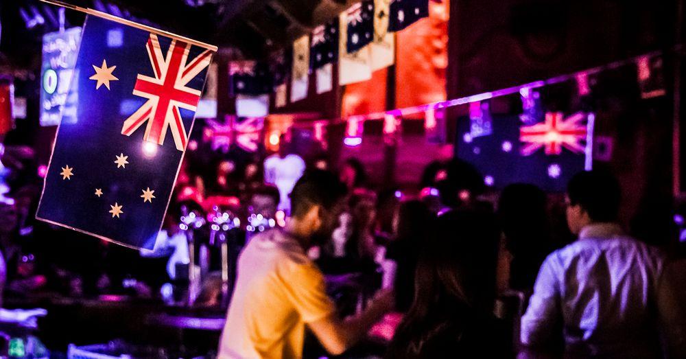 bar australien à Paris