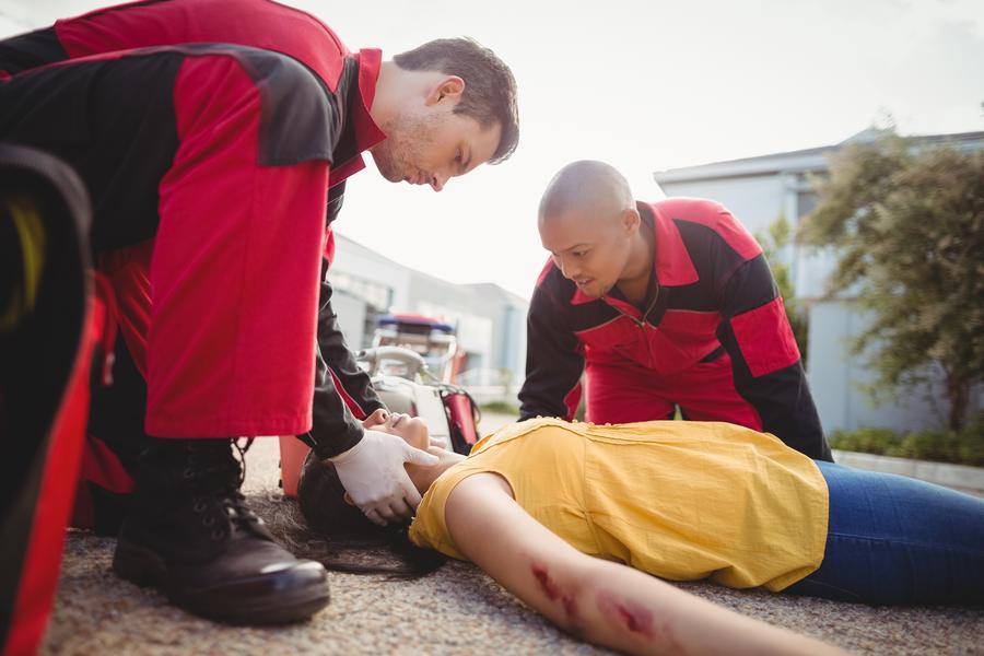 dommages corporels accident piéton